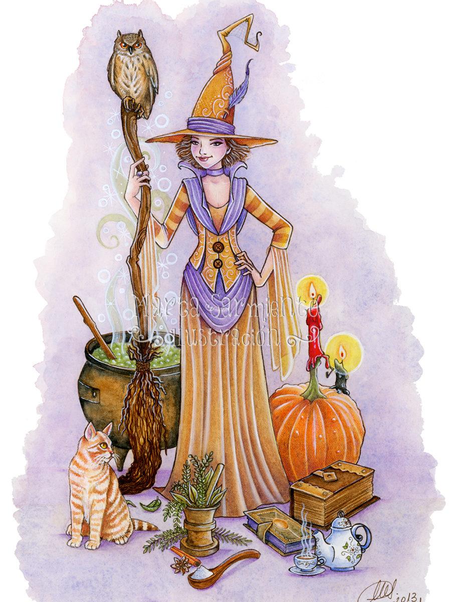 Cosas de Brujas
