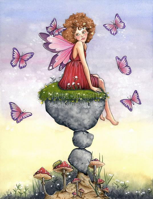 Charlando con Mariposas