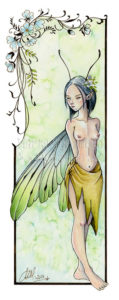 Forget Menot Fairy