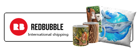 Redbubble International Shipping